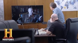 Download Hunting Hitler: Voice Analysis of Last Known Interview of Jorge Colotto (S2, E5) | History Video