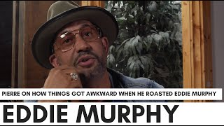 Download Pierre: I Roasted Eddie Murphy At Johnny Gill's House, Everyone Got Quiet Video