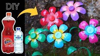 Download Kreasi dari BOTOL BEKAS ! Ide Kreatif Botol fanta Aqua | Bottle Craft Ideas | Best out of waste Video