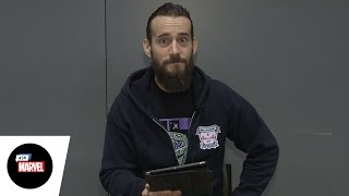 Download Ask Marvel: CM Punk, Writer Video