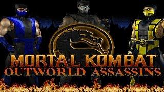 Download Mortal Kombat Outworld Assassins (OpenBOR) - Playthrough Video
