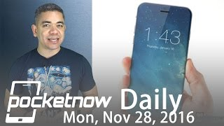 Download iPhone 8 rumors claims 10 prototypes, Samsung Grace UX update & more - Pocketnow Daily Video