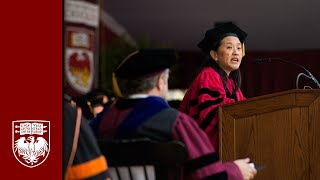 Download The 530th Convocation Address – The University of Chicago Video