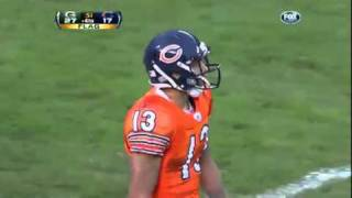 Download Devin Hester - Johnny Knox Fake punt return Video