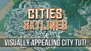 Download Cities: Skylines - Aesthetic City Road Guide! Video