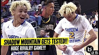 Download Shadow Mountain Gets TESTED In CRAZY REMATCH vs RIVAL School! Jaelen House SNAPS!! Video