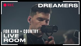 Download for King & Country ″Dreamers″ (Official Live Room Session) Video