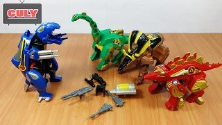 Download Khủng long biến hình robot transformer dinosaur toy for kids đồ chơi trẻ em Video