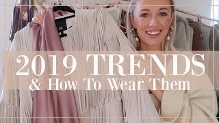 Download 10 FASHION TRENDS FOR 2019 // Fashion Mumblr Video