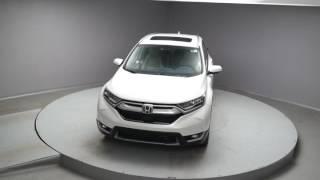 Download 2017 White Diamond Pearl Honda CR-V SUV #H092 Video