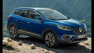 Download 2019 Renault Kadjar Facelift and New Turbo Gas Engine Video
