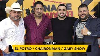 Download Gary Show, Hernán el Potro y Chaironman en Zona de Desmadre Video