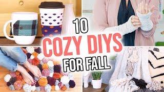 Download 10 Cozy DIYs for Fall & Winter - HGTV Handmade Video