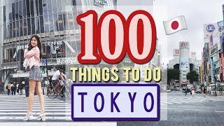 Download 100 Things to do in TOKYO, JAPAN | Japan Travel Guide Video