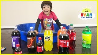 Download Learn Colors with Coca Cola and Fanta for Children Toddlers and Babies! Kids Learn Colours Video Video