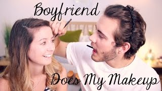 Download Boyfriend Does My Makeup | Zoella Video
