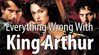 Download Everything Wrong With King Arthur (2004) In 17 Minutes Or Less Video