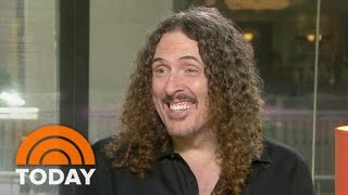 Download Weird Al Reveals Artist Who Rejected His Parody Request | TODAY Video