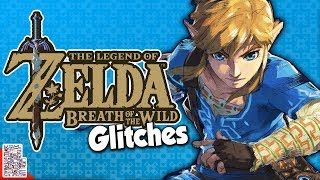 Download Clipping Across Hyrule - Glitches in Breath of the Wild - DPadGamer Video