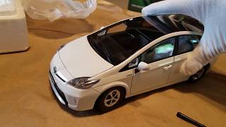 Download Unboxing of prius diecast model Video