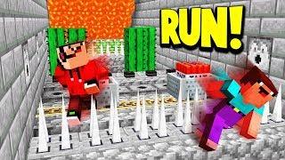 Download IMPOSSIBLE DEATH RUN CHALLENGE! (Minecraft Escape Death) Video