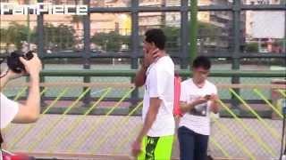 Download 湖人新秀控衛Jordan Clarkson到訪香港,街場鬥牛大秀球技! Video