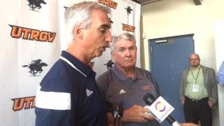 Download UTRGV Football Feasibility: Mack Brown and Oliver Luck Video