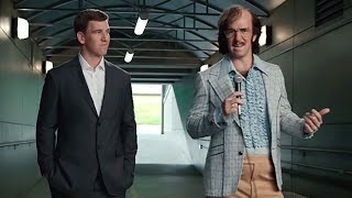 Download Eli Manning Is a Horrible Comedian in New DirecTV Commercial Video