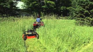 Download The NEW DR Tow-Behind Field and Brush Mower Video