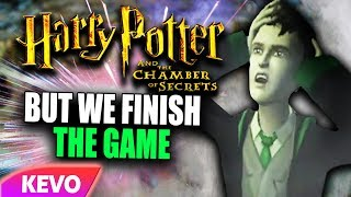 Download Chamber of secrets but we finish the game Video
