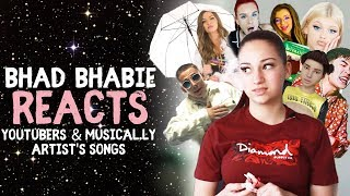 Download Danielle Bregoli is BHAD BHABIE reacts and roasts YouTuber and Muser music Video