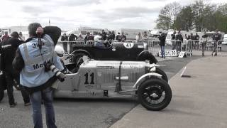 Download DONINGTON HISTORIC FESTIVAL MAD JACK PRE WAR SPORTS CARS Video