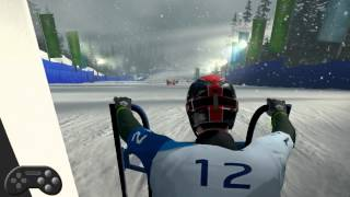 Download Let's play Wintergames - Vancouver 2010 - Skispringen, Snowboard und Super-G - #03 Video