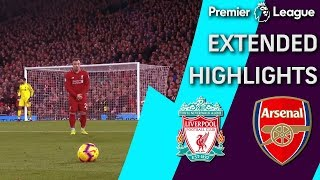 Download Liverpool v. Arsenal | PREMIER LEAGUE EXTENDED HIGHLIGHTS | 12/29/18 | NBC Sports Video