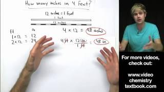 Download Understanding Conversion Factors Video