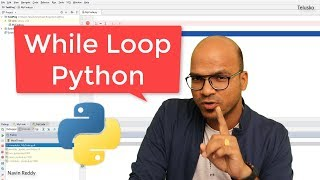 Download #20 Python Tutorial for Beginners   While Loop in Python Video