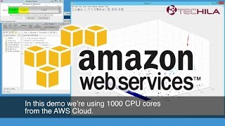 Download Rocket Speed to MATLAB using Techila Distributed Computing Engine and AWS Cloud Video