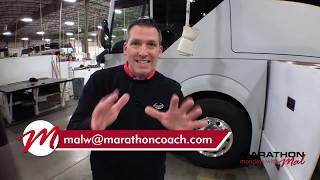 Download Luxury RV on Prevost, Part 1. Marathon Mondays w/Mal Ep.107 Video