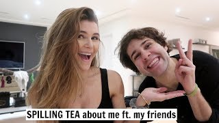 Download David Dobrik asks me YOUR juicy twitter questions... Video