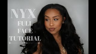 Download NYX FULL FACE TUTORIAL FT NAYAVISTA LOOSE WAVE   TheAnayal8ter Video