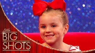 Download Is This The World's Youngest Vlogger? (YOUTUBE EXCLUSIVE) | Little Big Shots Video