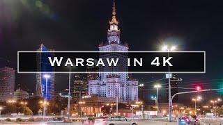 Download Warsaw in 4K Video