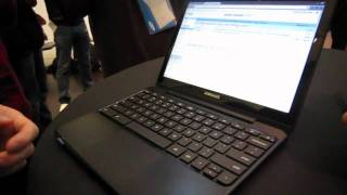 Download Samsung Series 5 Chrome OS laptop hands-on at Google I/O! | Engadget Video