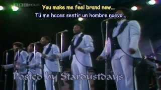 Download THE STYLISTICS - YOU MAKE ME FEEL BRAND NEW Subtitulos Español & Inglés Video