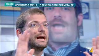 Download Civati attacca Romano: 'Parli solo tu che sostenevi Monti e D'Alema' Video