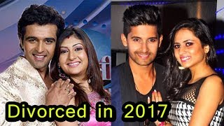 Download Famous Tv Couples who got Divorced in 2017 | You Never Knew Video