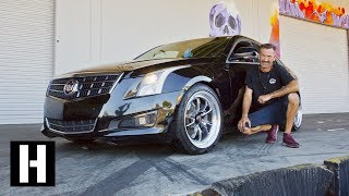 Download Bad Daddy Braddy's Caddy Gets Power Mods to Beat Kikawa's Tesla! Video