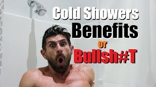 Download Cold Showers: Beneficial or BullSh#T? Video