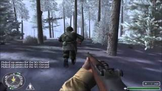 Download Call of Duty: United Offensive- Mission 1: Bois Jacques ″Veteran mode″ Video