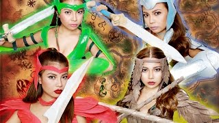Download ENCANTADIA 2016 Inspired LOOK!! (Apat na Sang'gre) - Michelle Dy Video